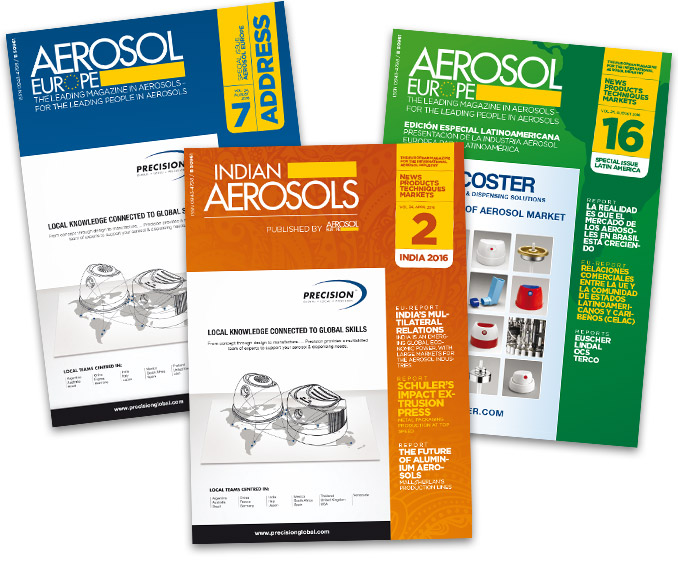 Special Issues Aerosol Europe