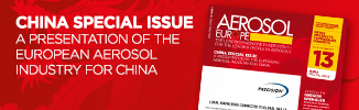 China Special Issue Aerosol Europe