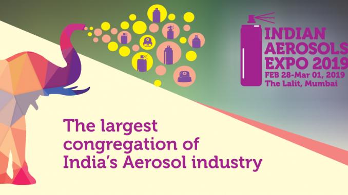 Indian Aerosols Expo 2019 - AEROSOL EUROPE