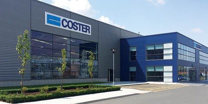 Coster starts production of new Unilever Lynx/Axe custom